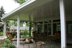 Non-Insullated Patio Cover